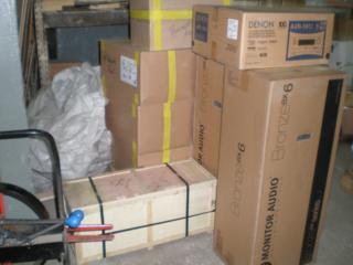Прайс на доставку сборных грузов из Москвы в Заозерск