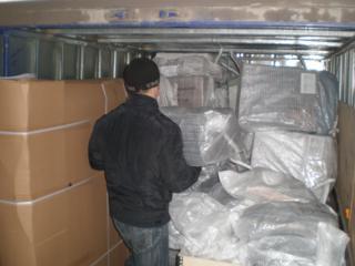 Тарифы на доставку сборных грузов из Москвы до Миллерово