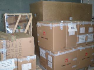 Тарифы и условия доставки сборных грузов из Москвы до Глубокой