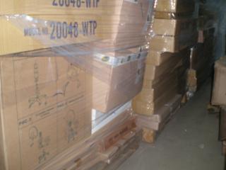Доставка из Москвы и Санкт-Петербурга сборных грузов по России