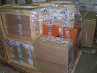 Прайс на доставку из Москвы сборных грузов до Гусева