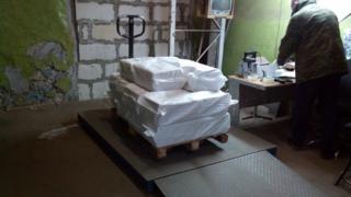 Грузоперевозки, перевозки, доставка сборных грузов в Донецк.