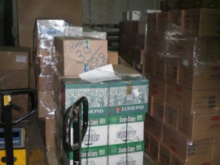 Тарифы на доставку сборных грузов в Кисловодск из Москвы