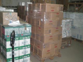 Прайс на доставку сборных грузов из Москвы в Новоалександровск