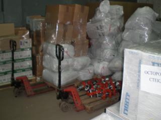 Тарифы на доставку в Кингисепп сборных грузов из Москвы