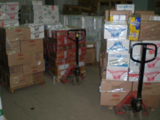 Доставка в Спас-Деменск сборных грузов и негабаритных грузов.