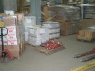 Тарифы на доставку из Москвы сборных грузов до Донского