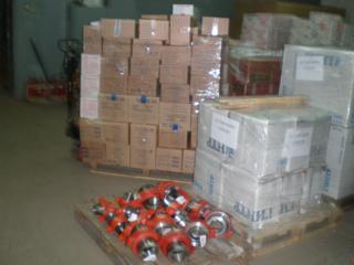 Доставка в Камбарку сборных грузов и негабаритных грузов.