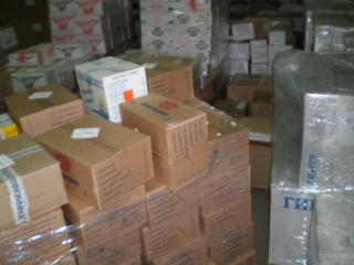 Тарифы на доставку сборных грузов из Москвы в Мелеуз