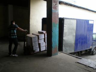 Прайс на доставку сборных грузов из Москвы до Кущевской