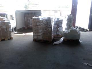 Тарифы на доставку сборных грузов из Москвы в Вытергу