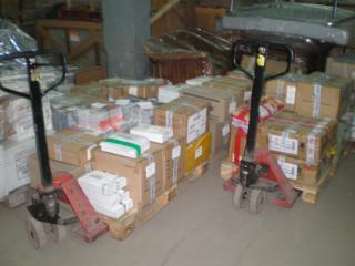 Тарифы и условия доставки в Вольск из Москвы сборных грузов