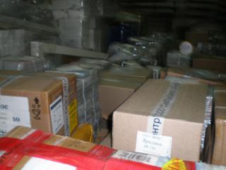 Доставки до Новой Ляли сборных грузов.